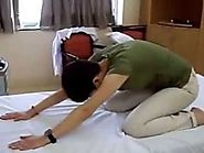 Self Treatment Lions for Facet Joint Passive extn Disc Prolapse Mulligan Concept Manual Therapy.wmv