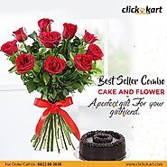 Surprise Someone By Sending Beautiful Cake And Flower Online!