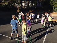 Musical hoops is a fun twist on musical... - UC CalFresh Nutrition Education Program, Placer/Nevada Counties | Facebook