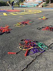 Jump Rope Fun at Oakdale Heights... - UC CalFresh Nutrition Program- Butte Cluster | Facebook