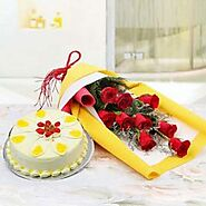 Send Floral Array of Hues Online Same Day Delivery - OyeGifts.com