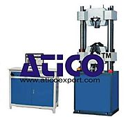 Universal Testing Machines Manufacturers in India
