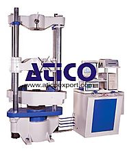Computerized Universal Testing Machine Manufacturer, Supplier & Exporter