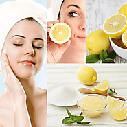 6 ways to use lemon for skin care - Free Medical Health
