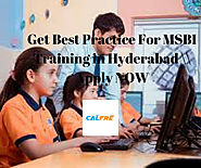 Get Best Practice For MSBI Training in Hyderabad \\ Apply NOW