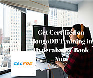 Urgently Need MongoDB Training in Hyderabad | Top Institute CALFRE