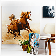 Turn Your Photo into a Beautiful Canvas Print - Albumii