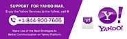 Tech Support For Yahoo Mail - Gadget Care Service