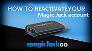 How to Reactivate Your MagicJack Account?