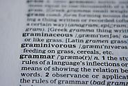 Uncanny English Grammatical Rules by Explore English