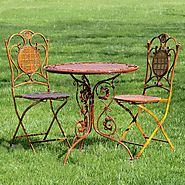 Things to Keep in Mind When Planning to Buy Decorative Garden Furniture