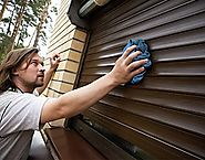 Why to use smart roller shutter garage doors in Adelaide for your convenien