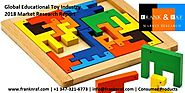Global Educational Toy Industry 2018 Market Trends, Size, Forecast
