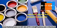 India Paint Industry Trends, Size, Forecast 2022
