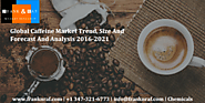 Global Caffeine Market Trend, Size And Forecast And Analysis 2016-2021