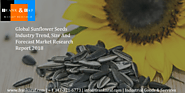 Global Sunflower Seeds Industry Market Trend, Size and Forecast 2018