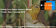Global Corn Seeds Industry Market Trends, Size, Forecast 2018
