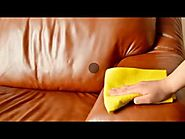 Tips to clean your Leather Furniture