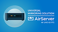 AirServer® - The Most Advanced AirPlay, Miracast and Google Cast receiver for Mac, PC, Xbox One and Surface Hub.