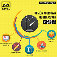 Customized Mobile Covers Online in India at Rs.199 | Beyoung