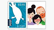 Personalised Stamps - Australia Post