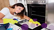 Clean Your Oven Without harmful Chemicals