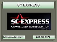 Highly Rated & Reputed: Columbia Airport Services by SC Express