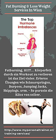 Fat Burning & Lose Weight Services In Wien