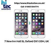 Latest and fastest Apple Screen Repair Oxford