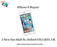 iPhone 6 repair Service Centre At Lowest Cost - RMPT