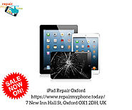 iPad Screen Repairs Oxford