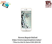Screen Repair Oxford