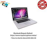 Apple MacBook, MacBook Pro, iMac, iPad and iPhone Repair Services in Oxford