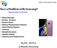 Best and fastest Samsung repair in Oxford, Oxfordshire