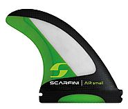 SCARFINI AIR Thruster Set - Small ( Green ) – Surf Nation