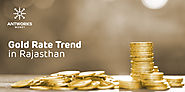 Gold Rate Trends in Rajasthan | Rajasthan Gold Satta | Antworks Money