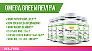 Omega Green Review: Hemp CBD & Omega 3-6-9 for Anxiety and Pain