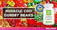 Miracle CBD Gummy Bears Review: The Best CBD Gummies?