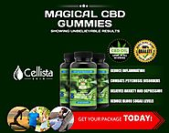 Cellista Magical CBD Gummies Review: Tasty and Effective CBD Supplement - BellFeed