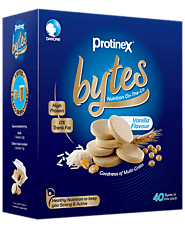 Protien Rich Snacks Protinex Bytes | Danone India