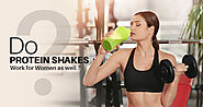 Do Protein Shakes Work for Women As Well?