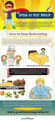 Bedwetting in Children is to be dealt with Care