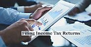 Filing Income Tax Returns Online - Is it Beneficial?