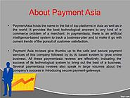 Payment Asia, the best payment gateway in and around Hong Kong