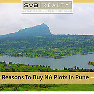 Investment for NA Plots in Pune
