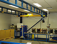 Gantry & Workstation Cranes - Modular cranes