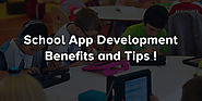 Benefits of school app development