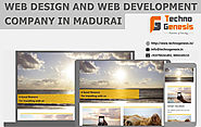 Professional Web Development Services in Madurai – Techno Genesis