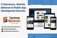 E-commerce, Web, Software, Mobile App Development Company Madurai – Techno Genesis