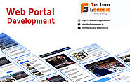 Web Portal Development for Classified, Matrimony, Online Shopping – Techno Genesis